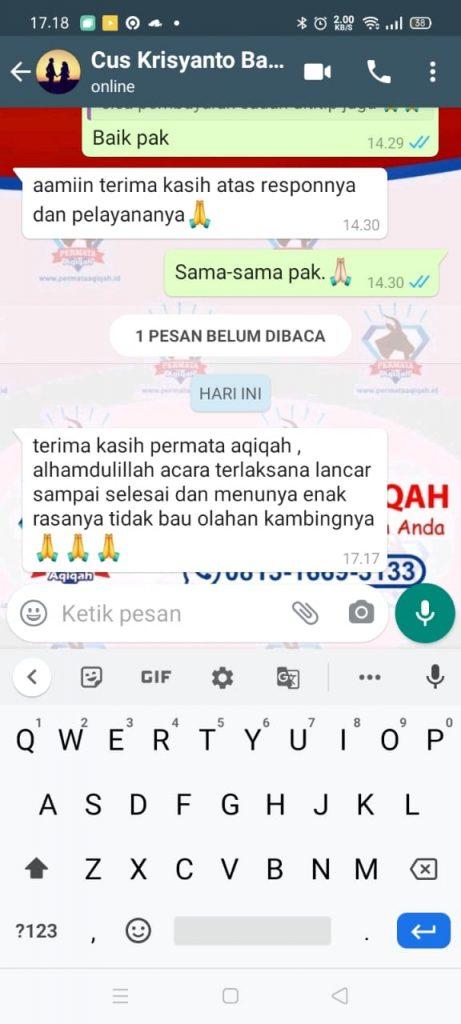 testimoni permata aqiqah bekasi_2