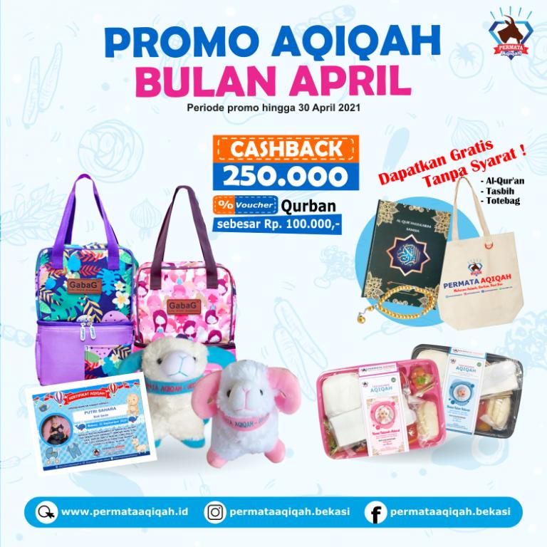permata aqiqah bekasi promo april