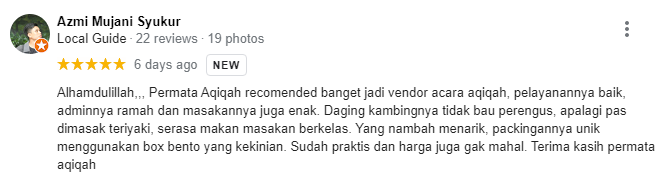 permata aqiqah bekasi_3