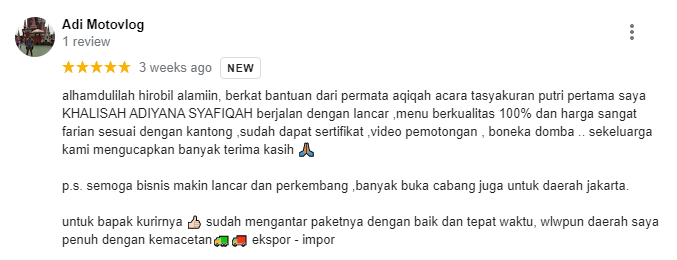 permata aqiqah bekasi_1